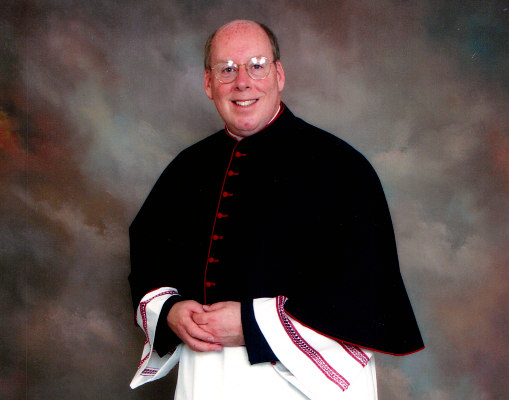 Father Bob Webster