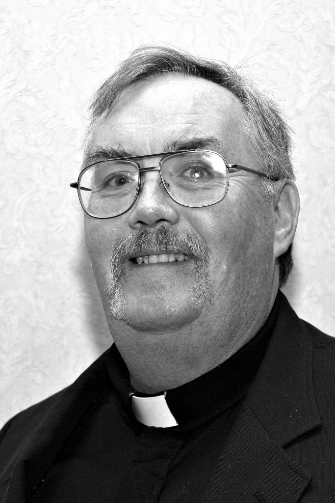 Reverend Barry Dowd: