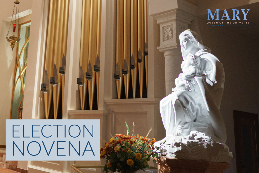 Novena for the Election
