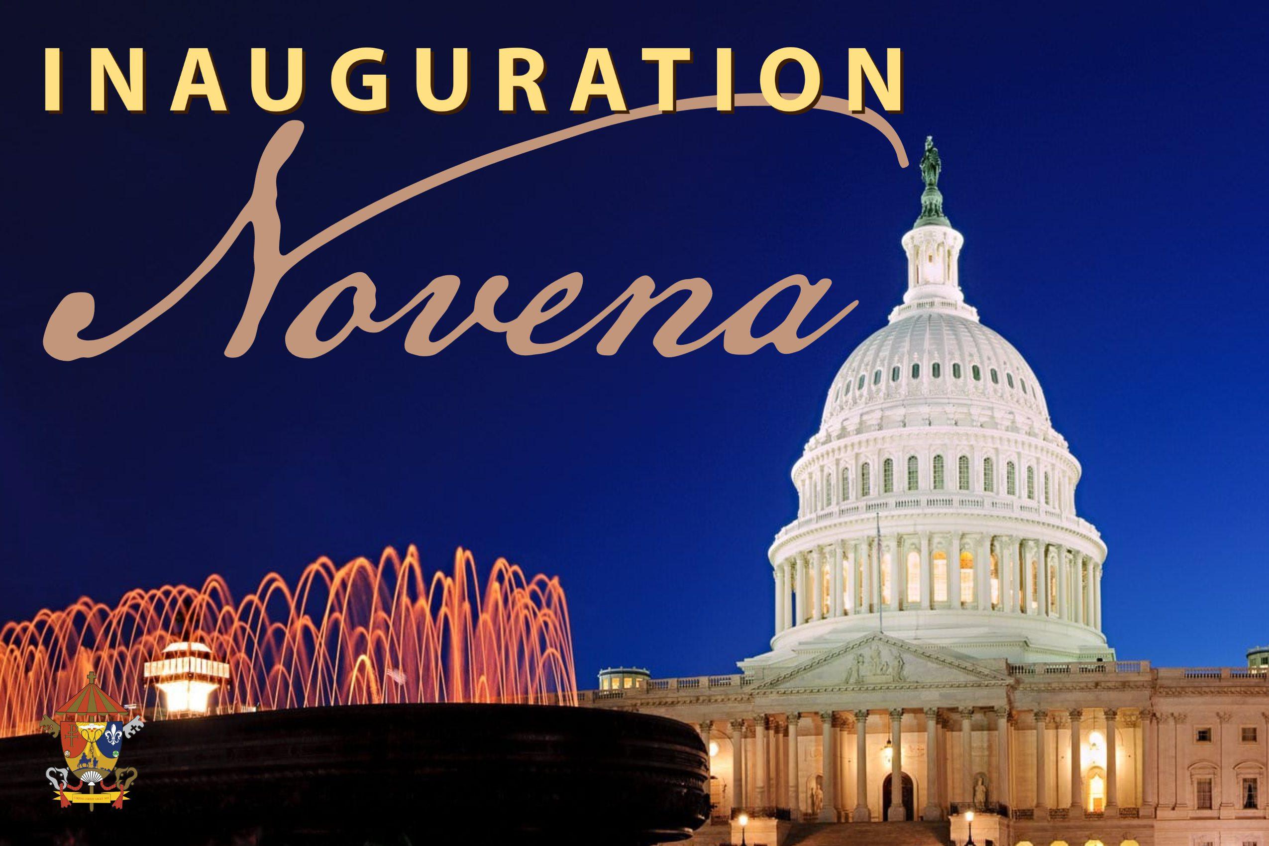 Inauguration Novena